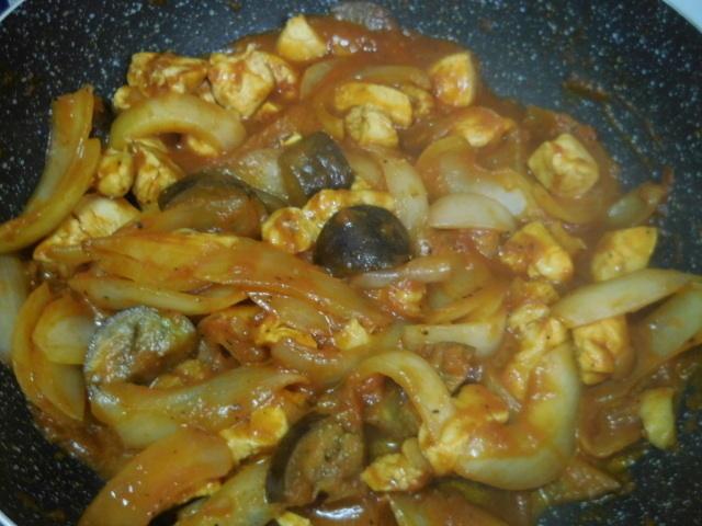 チキンのトマトソース煮.JPG